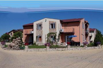România Hotel Constanţa, Exteriorul
