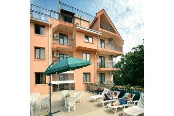 Bulharsko Hotel Černomorec, Exteriér