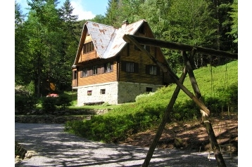 Slovakija Chata Klubina, Eksterjeras