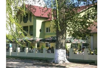 România Penzión Sulina, Exteriorul