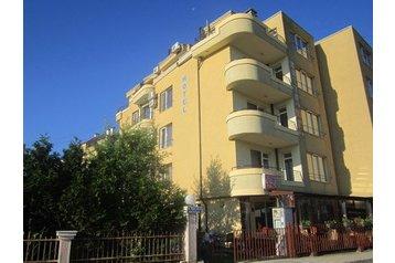 Bulharsko Penzión Primorsko, Exteriér