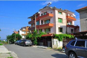Bulharsko Privát Černomorec, Černomorec, Exteriér