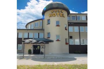 Česko Hotel Příbram, Exteriér