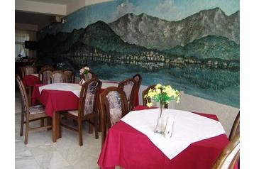 Čierna Hora Hotel Baošići, Exteriér