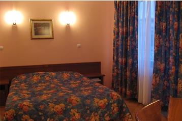 Bulharsko Hotel Burgas, Exteriér