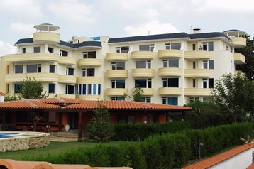 Bulharsko Hotel Kranevo, Exteriér