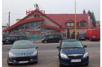 Slowakei Hotel Stará Ľubovňa, Altlublau, Exterieur