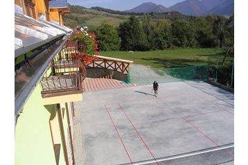 Slowakei Penzión Lysica, Exterieur