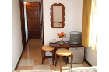 Bulharsko Hotel Sozopol, Exteriér