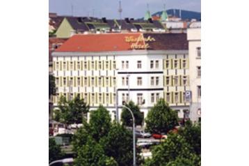 Rakousko Hotel Wien, Vídeň, Exteriér