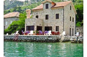 Črna gora Penzión Kotor, Eksterier