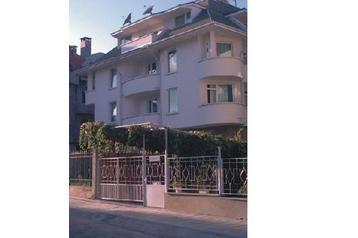 Bulharsko Hotel Kiten, Exteriér
