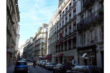 Franţa Hotel Paris, Paris, Exteriorul