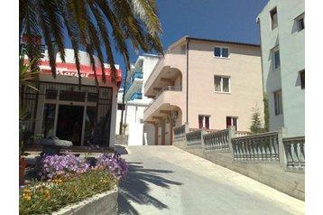 Čierna Hora Privát Bar, Exteriér