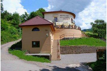 Slowakei Penzión Vyhne, Exterieur