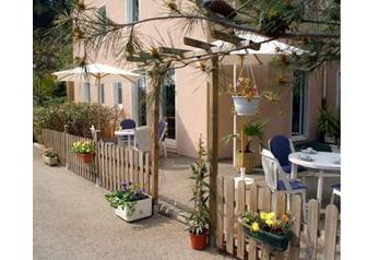 Francúzsko Hotel Antibes, Exteriér