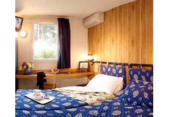 Francúzsko Hotel Antibes, Interiér