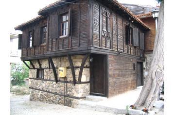 Bulharsko Penzión Sozopol, Exteriér