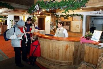 Rakousko Hotel Heiligenblut, Exteriér
