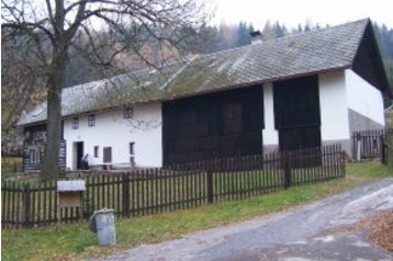Česko Privát Těchonín, Exteriér