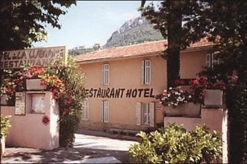 France Hotel Vence, Extérieur