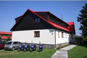 Česko Penzión Frymburk, Exteriér