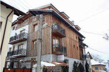 Bulharsko Hotel Bansko, Exteriér