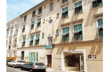 Francie Hotel Nice, Nice, Exteriér