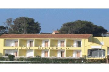 Francja Hotel Saint-Aygulf, Zewnątrz