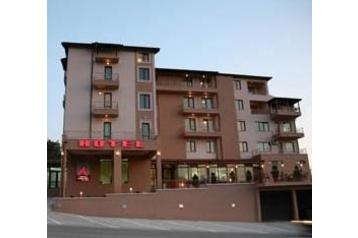 Bułgaria Hotel Sandanski, Zewnątrz