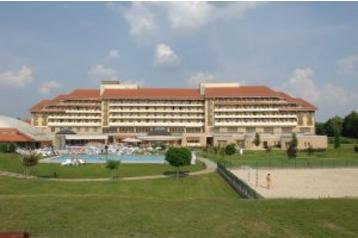 Maďarsko Hotel Tapolca, Exteriér