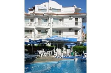 Bulharsko Hotel Balčik / Balchik, Exteriér