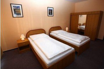 Česko Hotel Přerov, Exteriér