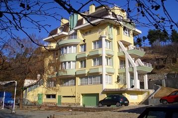 Bułgaria Hotel Blagoevgrad, Zewnątrz