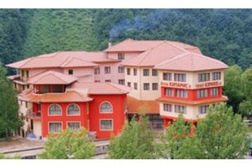 Bulgária Hotel Smolyan, Exteriőr