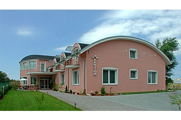 Slovacia Penzión Piešťany, Exteriorul