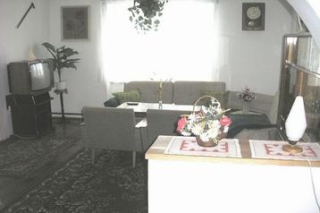 Slovensko Chata Semerovo, Exteriér