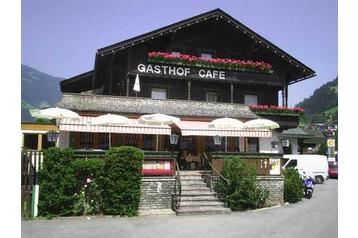 Rakousko Penzión Hippach, Exteriér