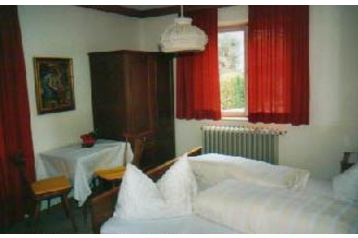 Rakúsko Penzión Hippach, Interiér