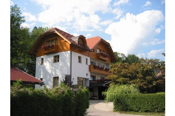Slovinsko Privát Bled, Exteriér