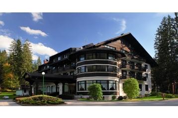 Slovenia Hotel Bled, Exteriorul