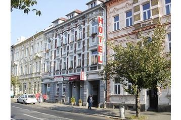 Česko Hotel Chomutov, Exteriér