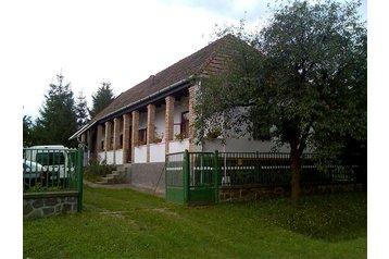 Maďarsko Chata Bodony, Exteriér