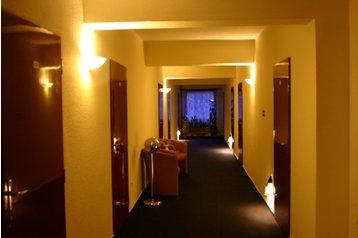 Česko Hotel Mělník, Exteriér