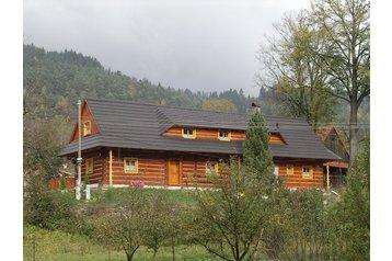 Slovensko Byt Oščadnica, Oščadnica, Exteriér