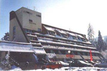 Bułgaria Hotel Borovec, Zewnątrz