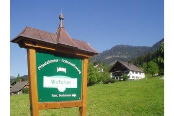 Rakousko Privát Gosau, Exteriér
