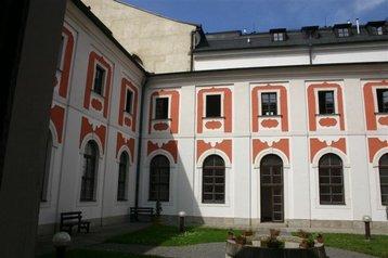 Česko Hotel Jihlava, Exteriér