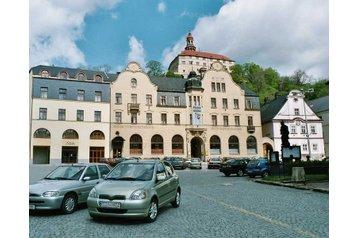 Česko Hotel Náchod, Exteriér