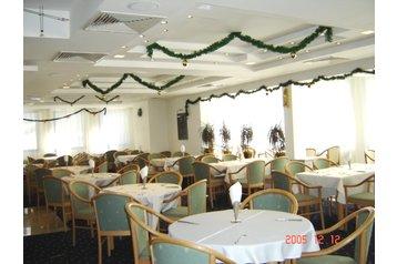 Bulharsko Hotel Pamporovo, Exteriér